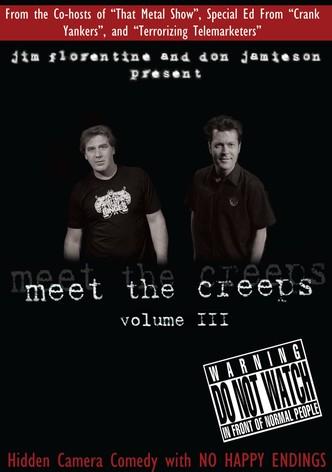 Meet the Creeps, Vol. 3