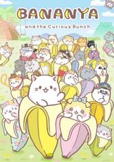 Bananya y el grupo curioso