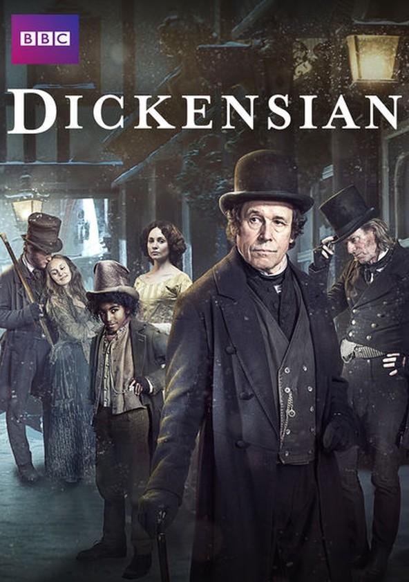 Dickensian Season 1 poster