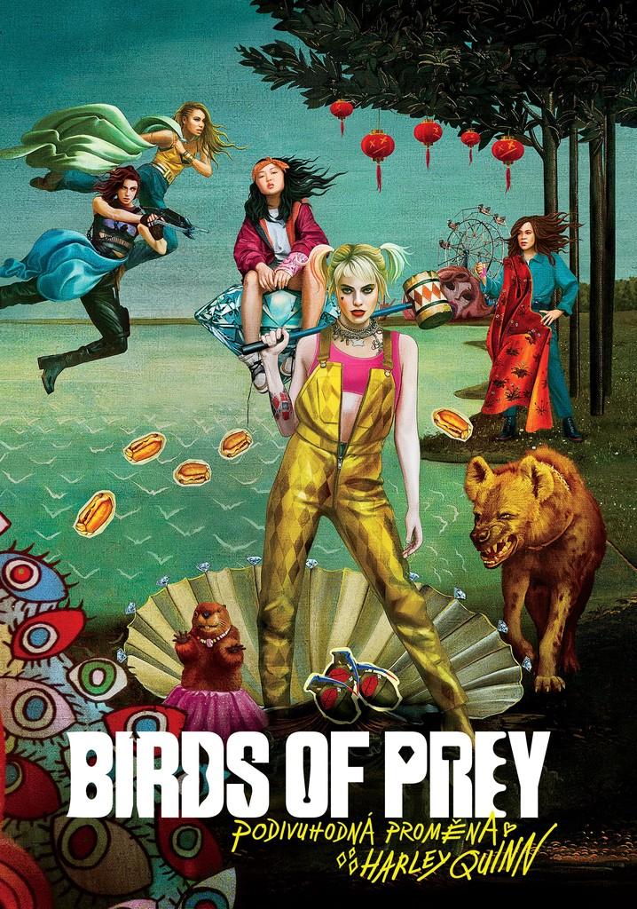 Birds of Prey (Podivuhodná proměna Harley Quinn)