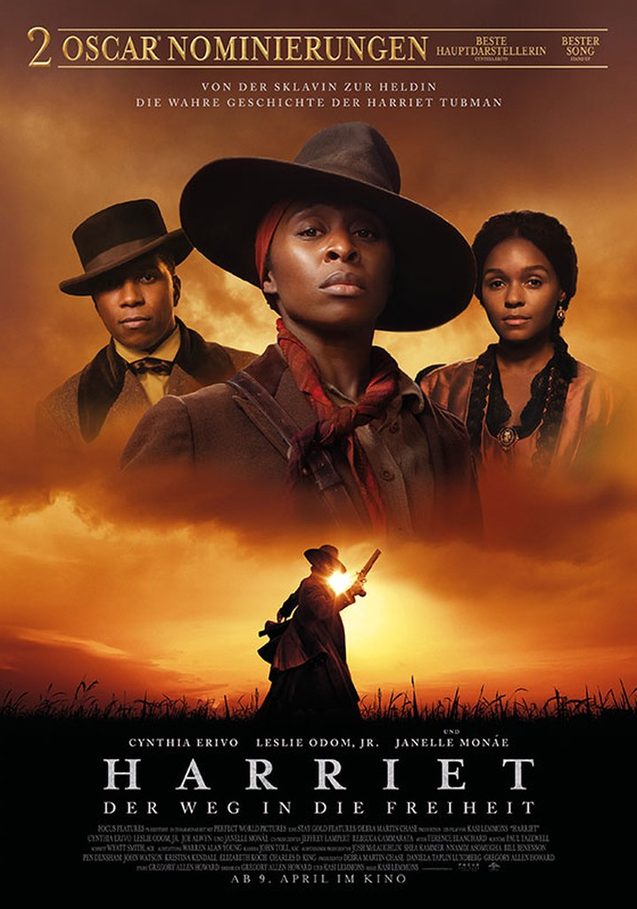 Harriet - Der Weg in die Freiheit