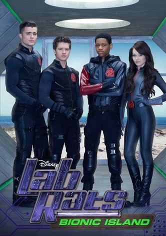 Season 4: Bionic Island