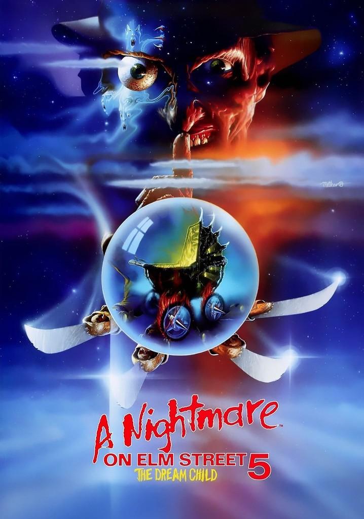 A Nightmare on Elm Street: The Dream Child