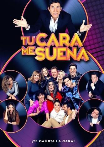 Tu Cara Me Suena Streaming Tv Show Online