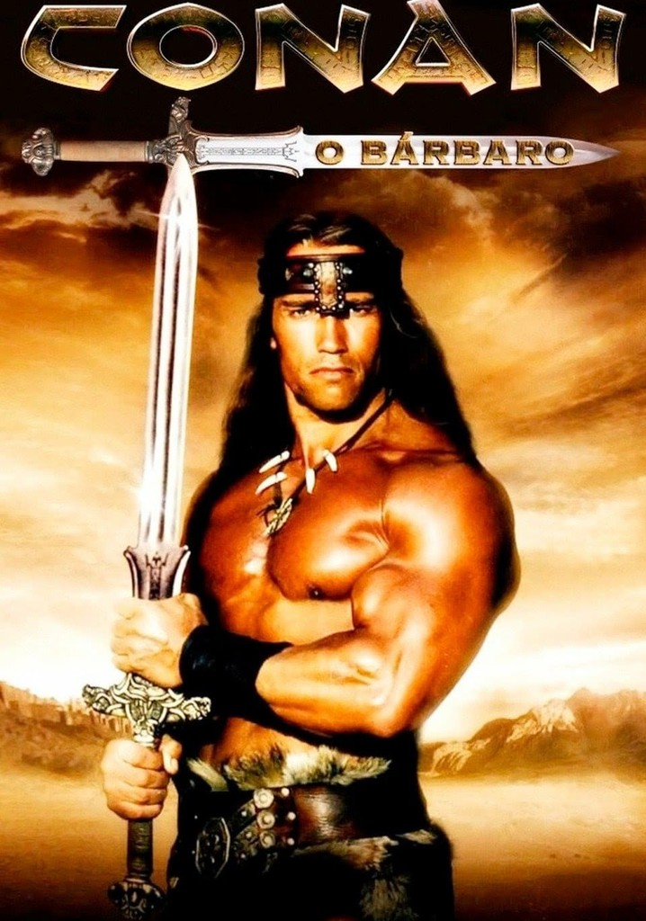 Conan e os Bárbaros