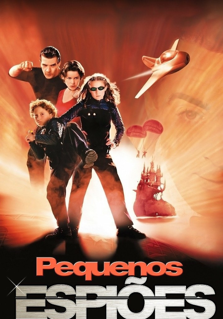 Spy Kids - O Filme