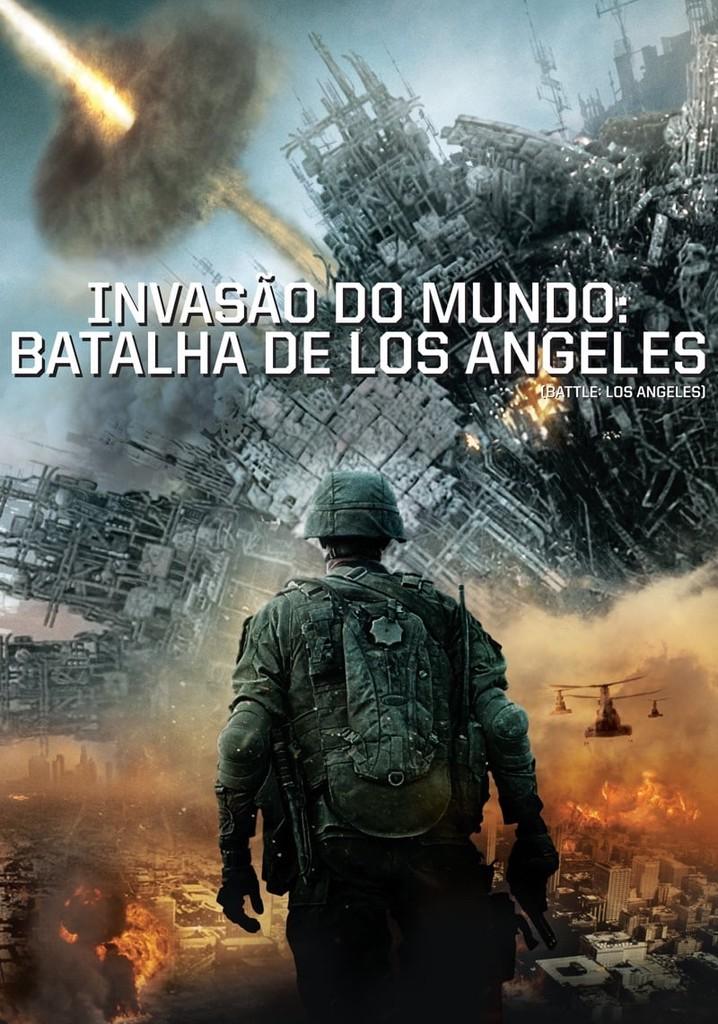 Invasão Mundial: Batalha Los Angeles