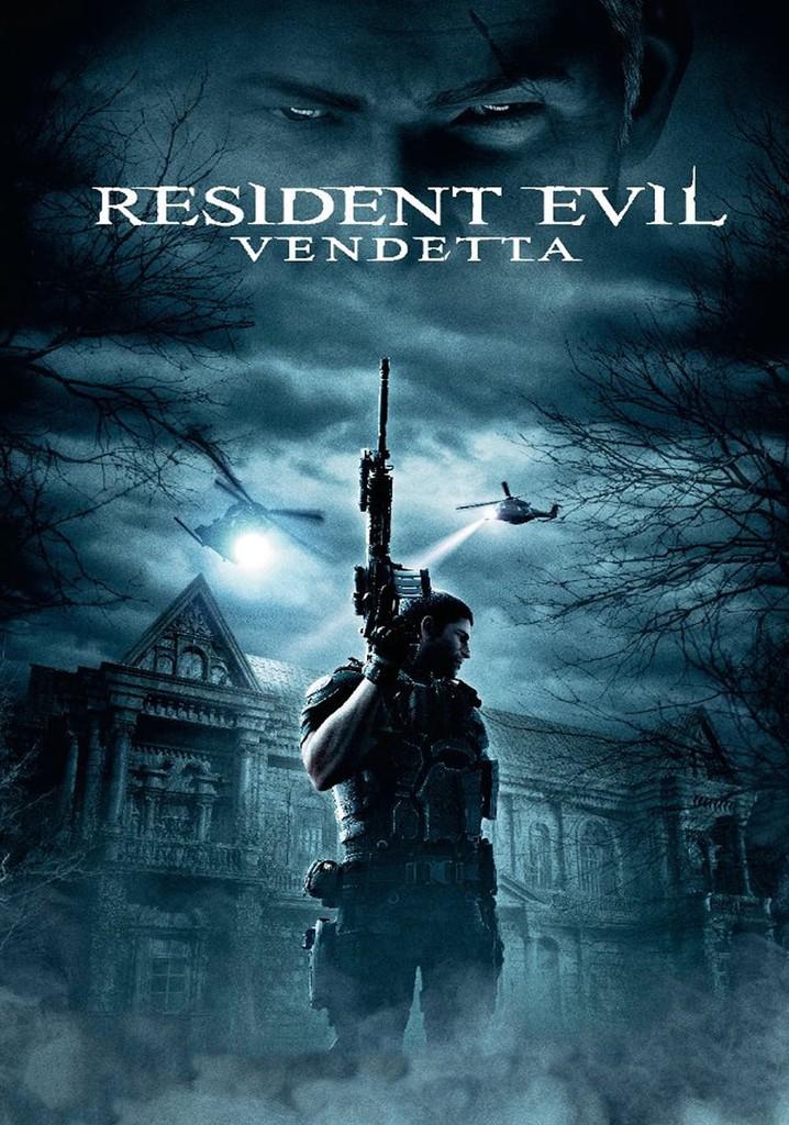 Resident Evil: Vendeta