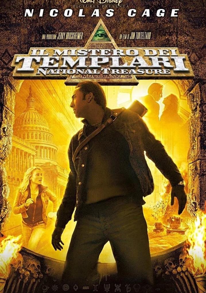 Il mistero dei templari - National Treasure