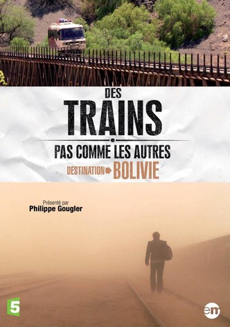 Des trains pas comme les autres