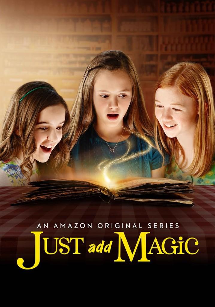 Jen špetka magie