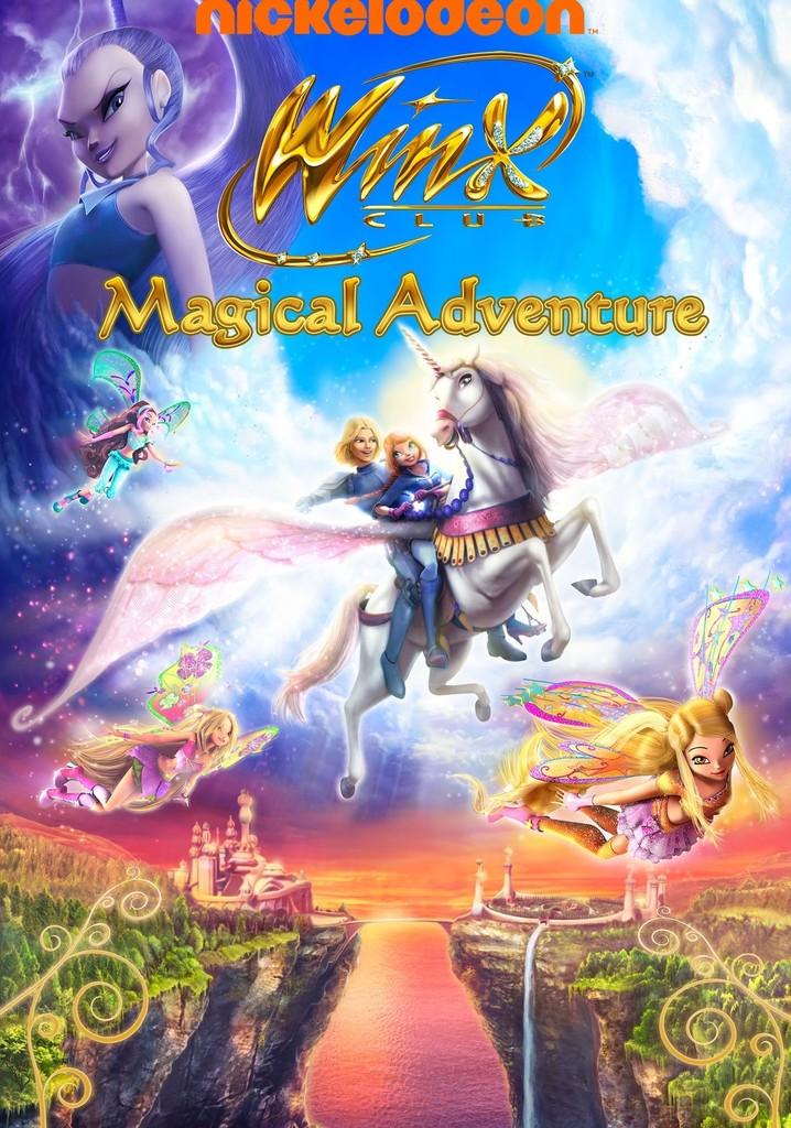 Winx Club - Magic Adventure