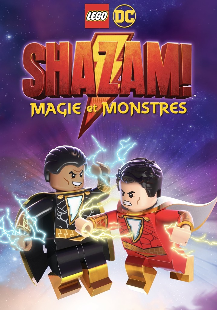 LEGO DC : Shazam - Monstres et magie