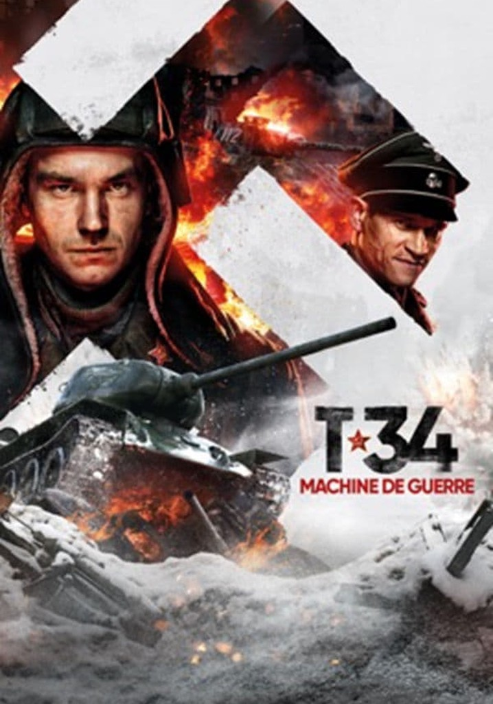 T-34 : Machine de guerre