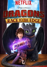 DreamWorks Dragons Race to the Edge Pt. 5