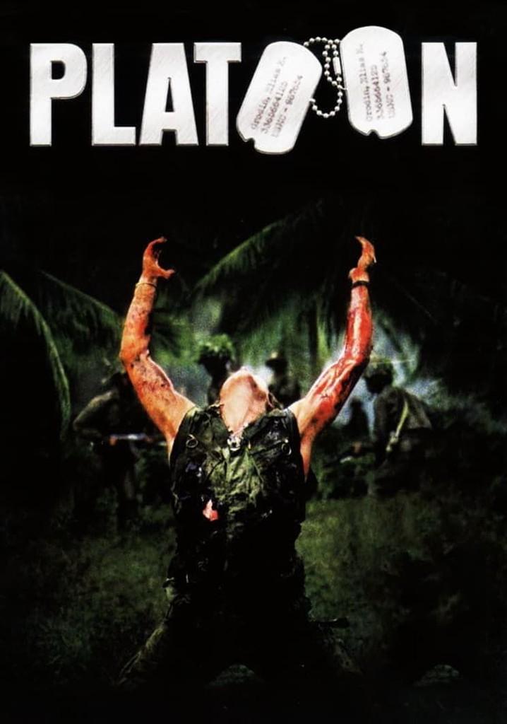 Platoon - Os Bravos do Pelotão