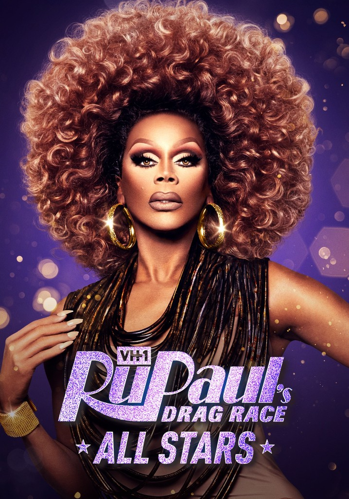 RuPaul: Reinas del drag: All Stars