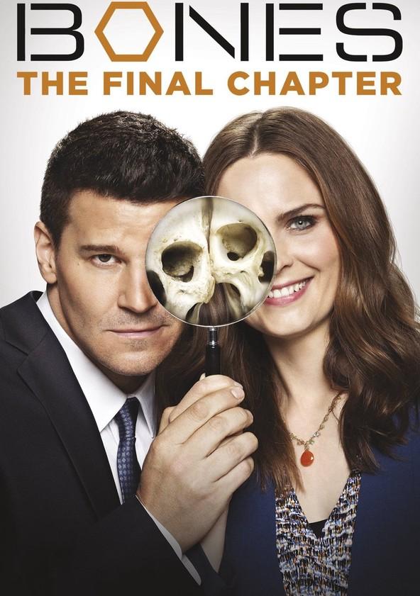 Bones Season 12 - The Final Chapter poster