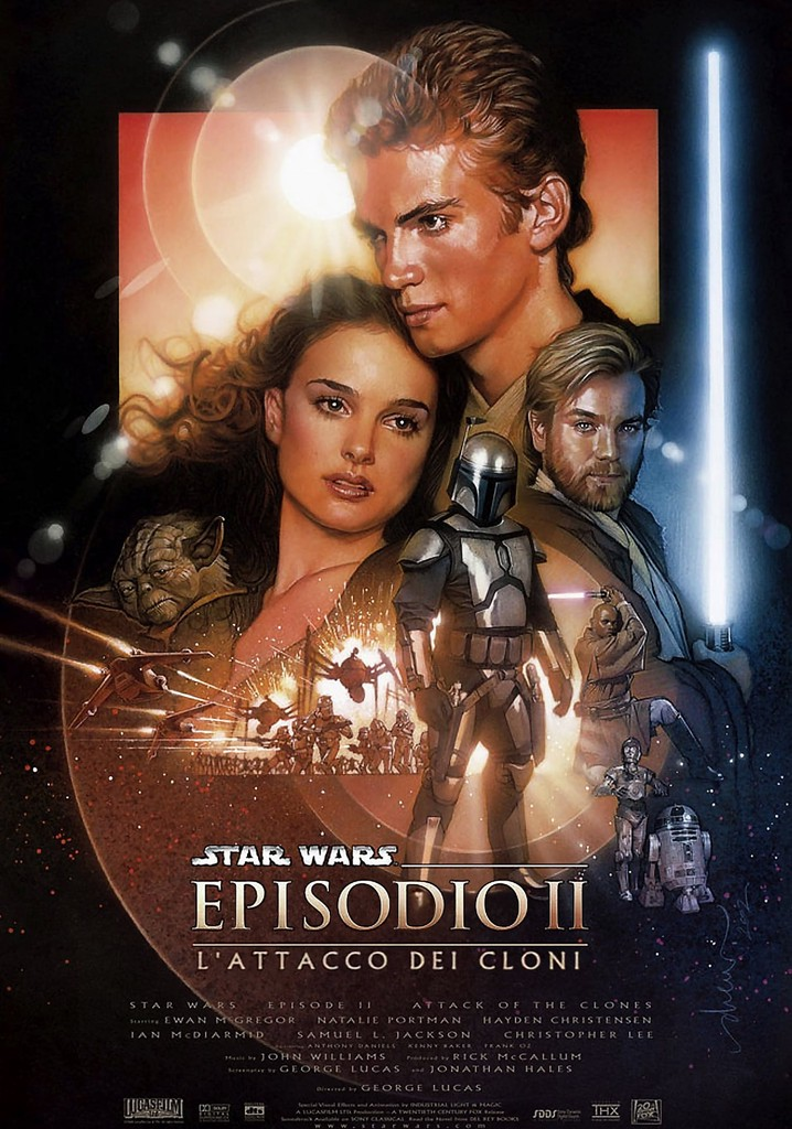 Star Wars: Episodio II - L'attacco dei cloni