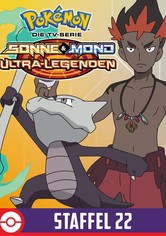 Staffel 22: Sonne & Mond – Ultra-Legenden