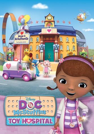 Season 4: Toy Hospital