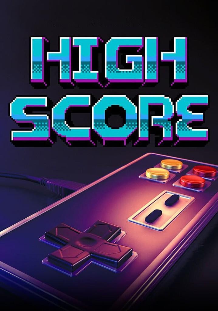 High Score – Pelaamisen kulta-aika