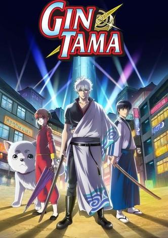 Staffel 8 - Gintama.