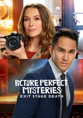 Picture Perfect Mysteries: Exit, Stage Death