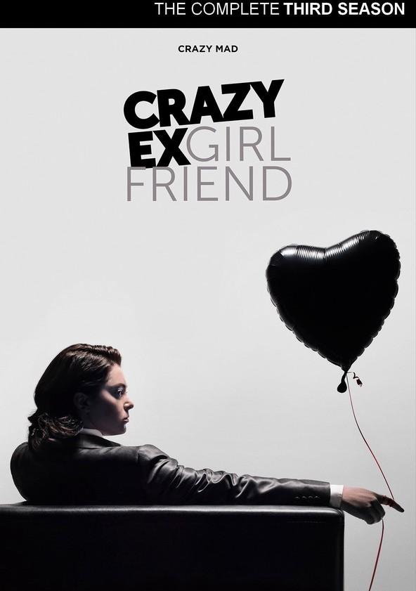 Crazy Ex-Girlfriend Season 3 poster