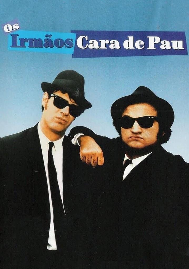 Os Irmãos Cara de Pau