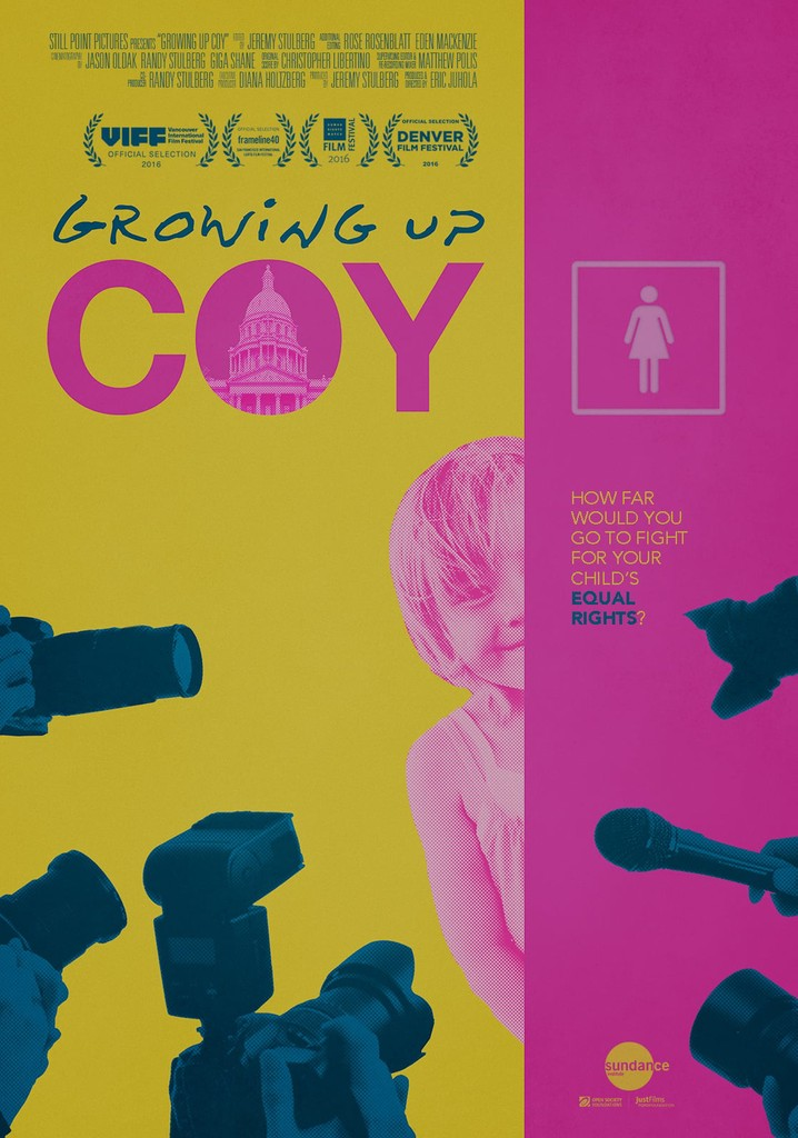 Growing Up Coy