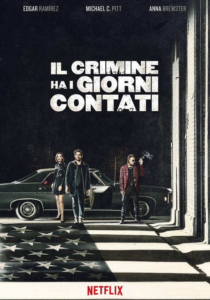 Il crimine ha i giorni contati