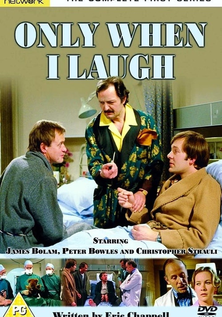 Only When I Laugh
