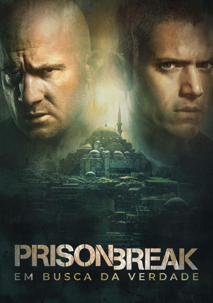 Prison Break: Fuga da Prisão