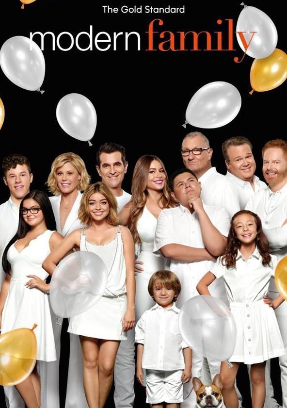 Modern Family Temporada 9 Ingles Subtitulado 720p