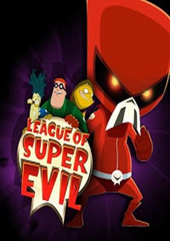 The League of Super Evil TV Review