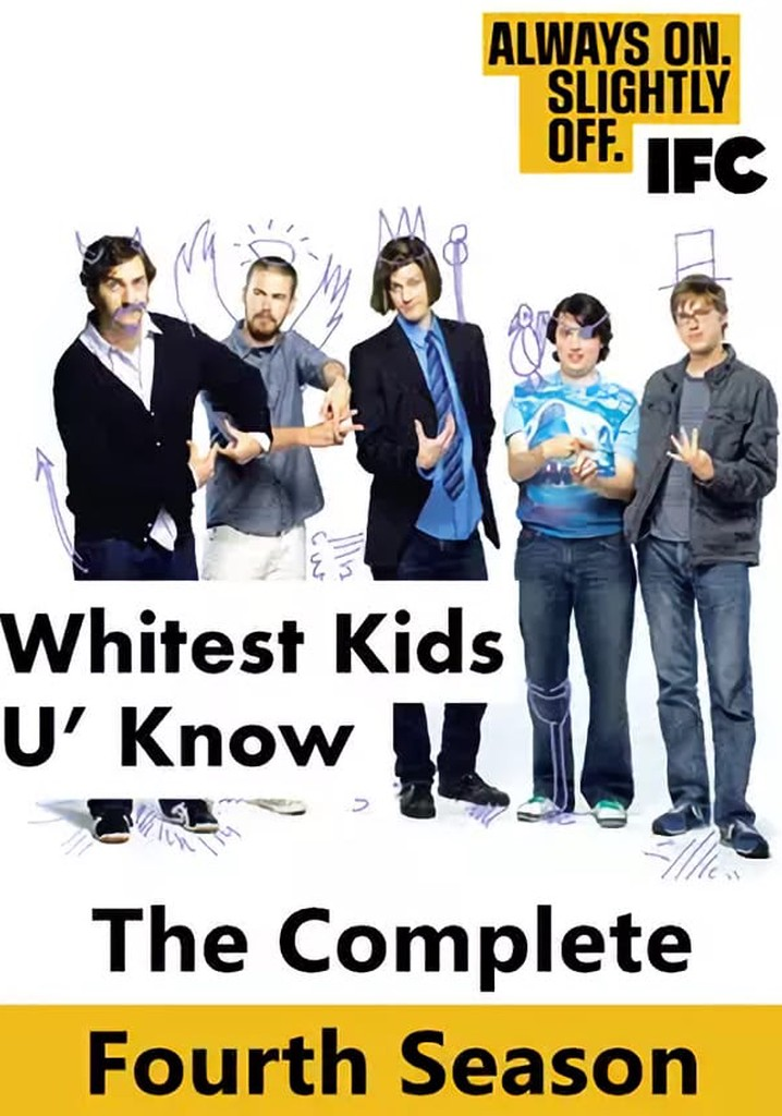 The Whitest Kids U' Know