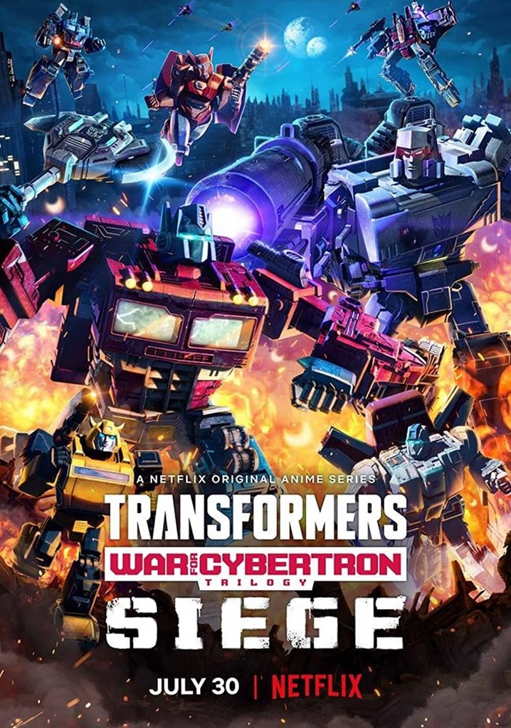Transformers: Háború Kibertron bolygójáért: Ostrom