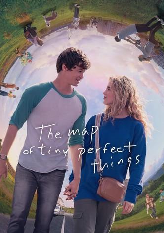 El mapa de las pequeñas cosas perfectas