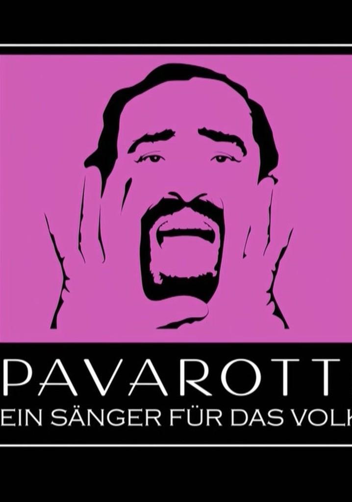 Pavarotti, chanteur populaire