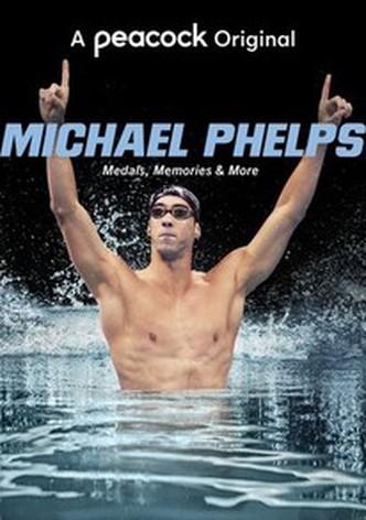 Michael Phelps: Medals, Memories & More