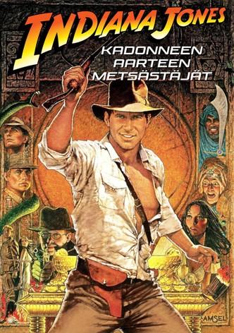 Indiana Jones ja kadonneen aarteen metsästäjät