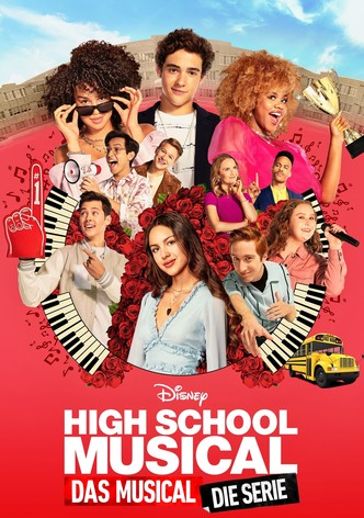 High School Musical: Das Musical: Die Serie