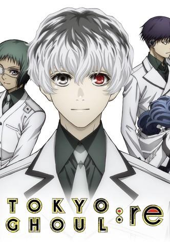 Saison 3 - Tokyo Ghoul:Re
