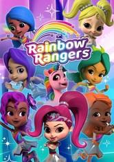 Rainbow Rangers: Las heroínas del arcoíris
