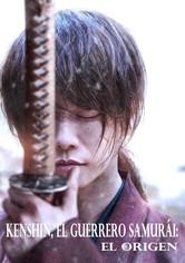 Kenshin, el guerrero samurái: El origen