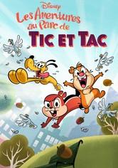 Les aventures au parc de Tic et Tac