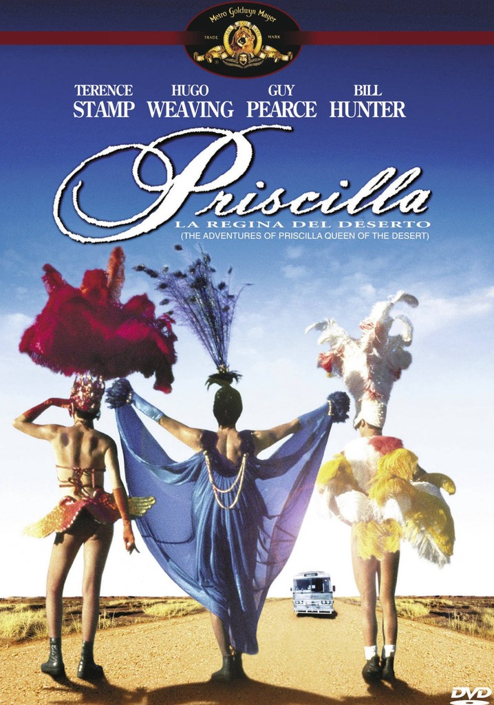 Priscilla - La regina del deserto
