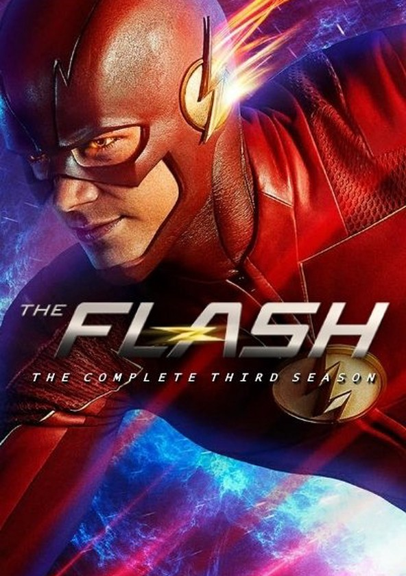 The Flash Season 4 poster