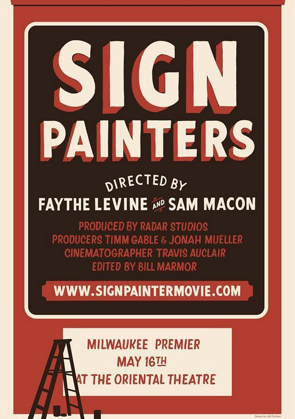 sign painters movie watch streaming online